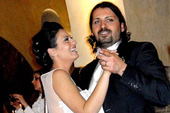 Castello Monaci matrimonio a Capodanno