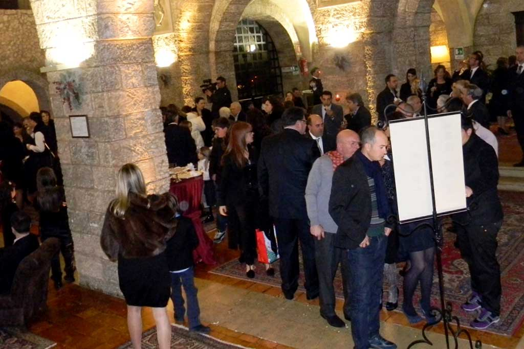 Castello Monaci musica intrattenimento invitati