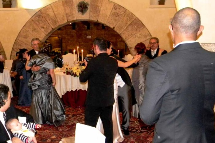 Castello Monaci musica matrimonio