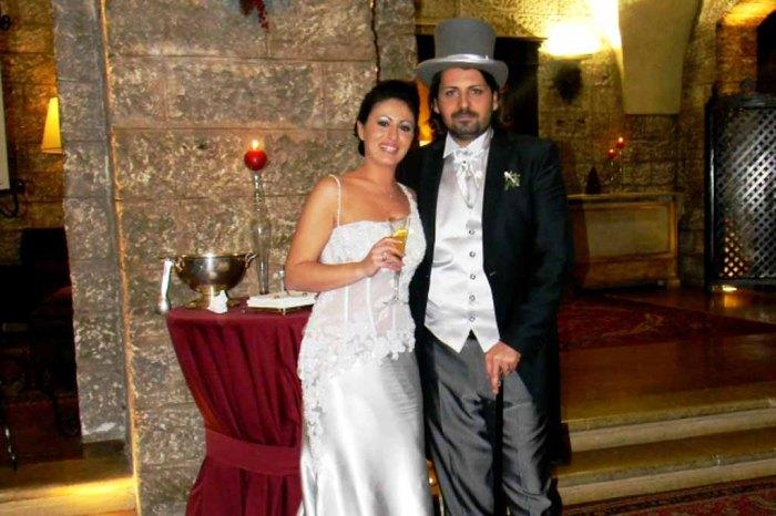 Castello Monaci sposi a Capodanno