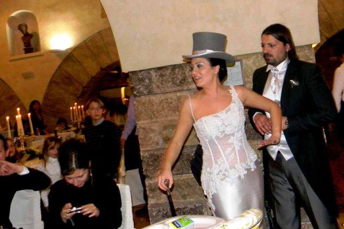 Matrimonio a Capodanno Castello Monaci