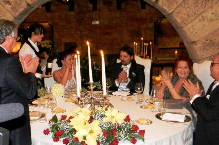 Matrimonio Capodanno Castello Monaci
