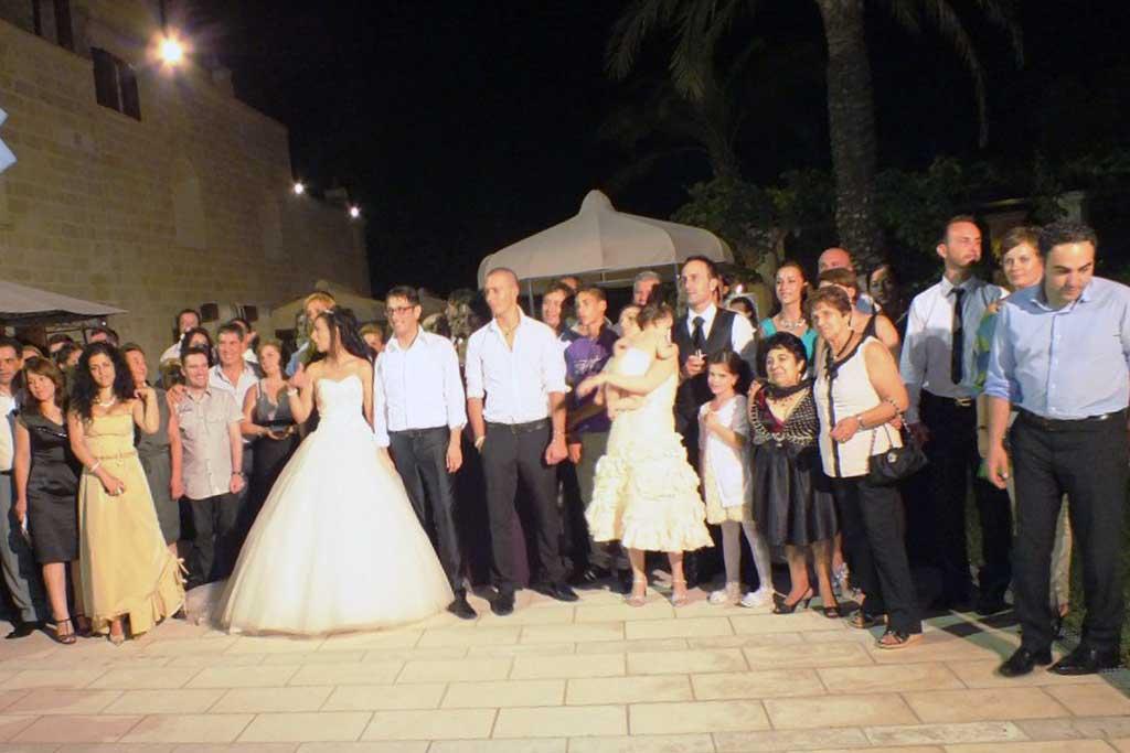 Musica sposi matrimonio Salento