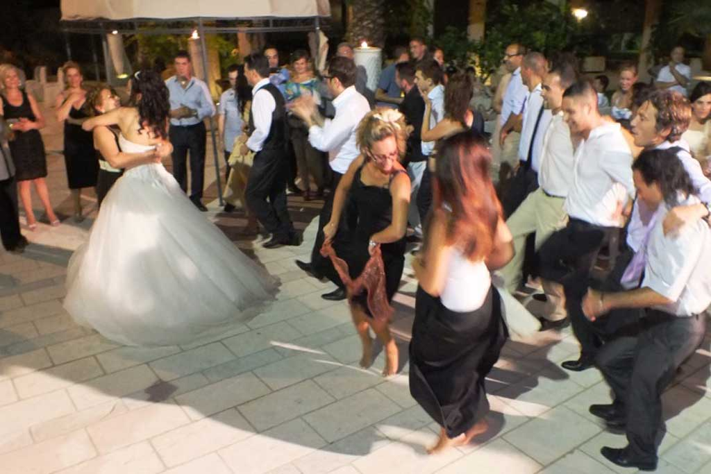 Pizzica matrimonio Salento