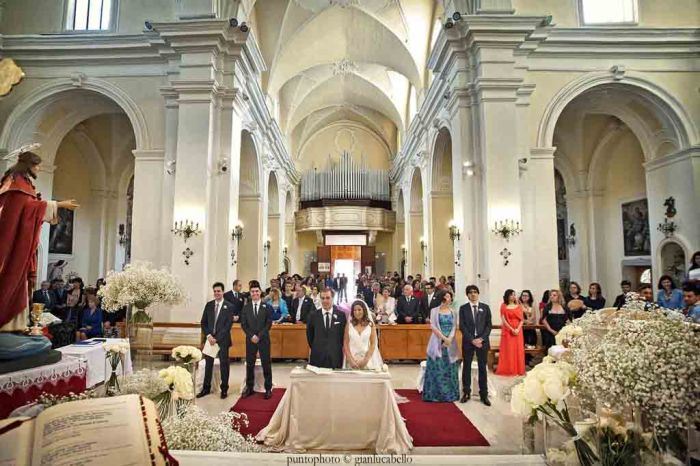 Scaletta musicale matrimonio chiesa