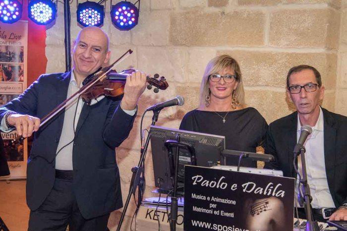 Band violino musica matrimonio Lecce