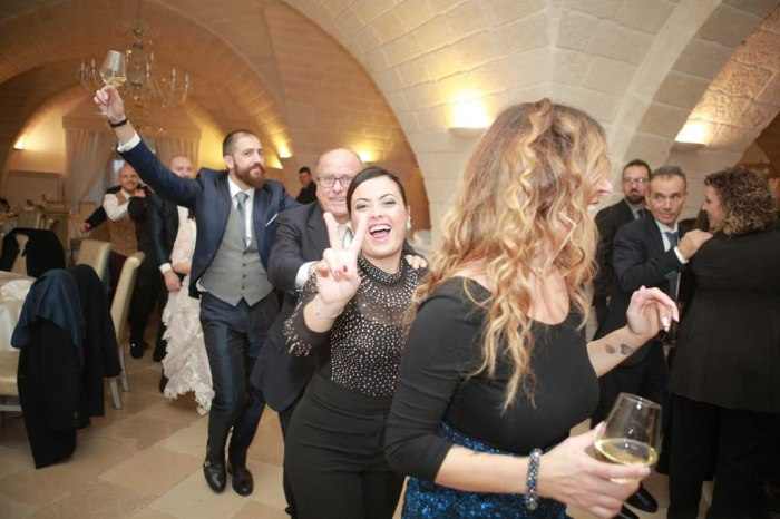 Band animazione matrimonio in Puglia