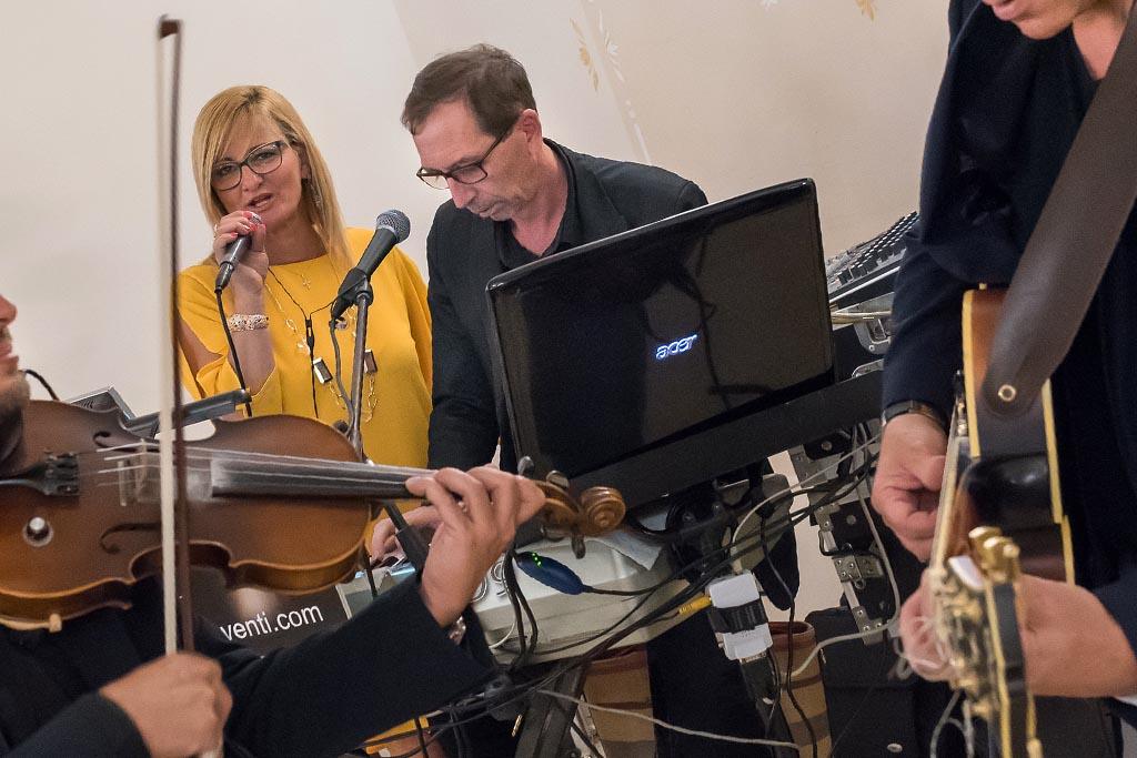Musica ricevimento matrimonio Lecce