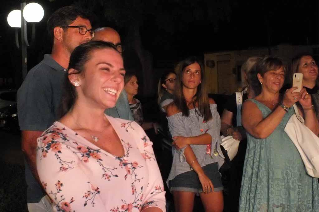 Serenata alla futura sposa a Foggia Città