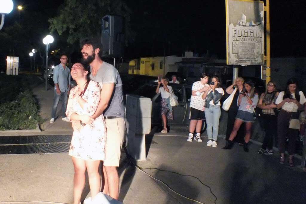 Serenata alla sposa a Foggia Città