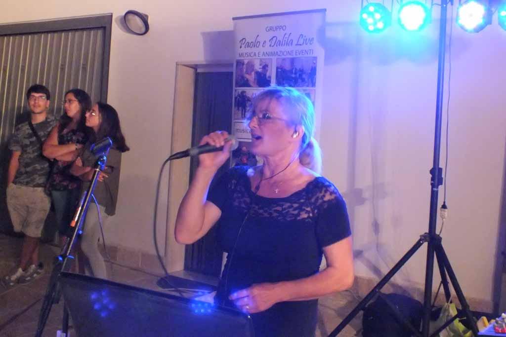 Band musica serenata Lecce