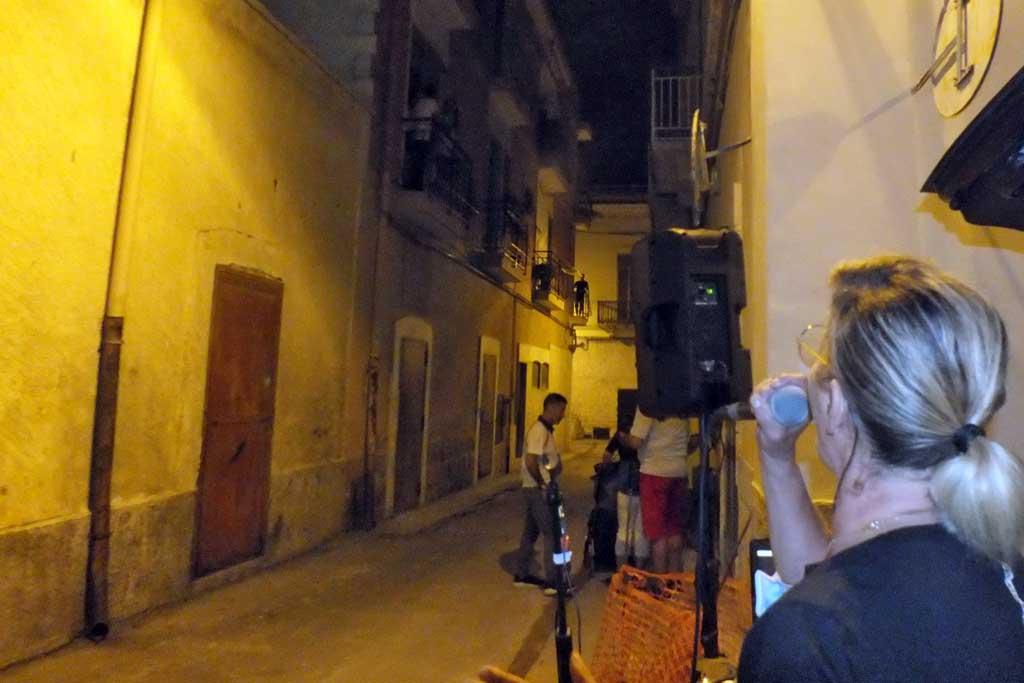 Musicisti serenata sposa Bari Palese