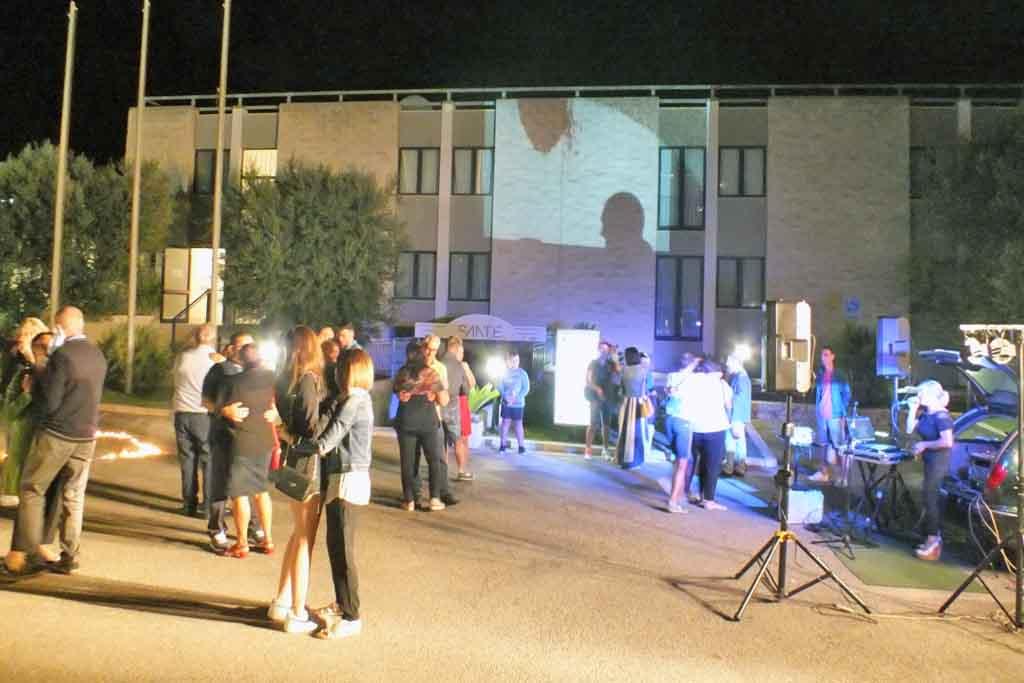 Park Hotel Sant'Elia a Fasano La serenata per la sposa