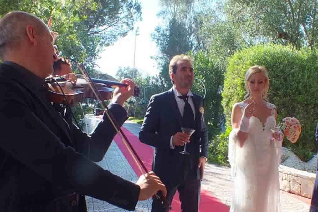 Recensione gruppo musicale matrimonio Lecce