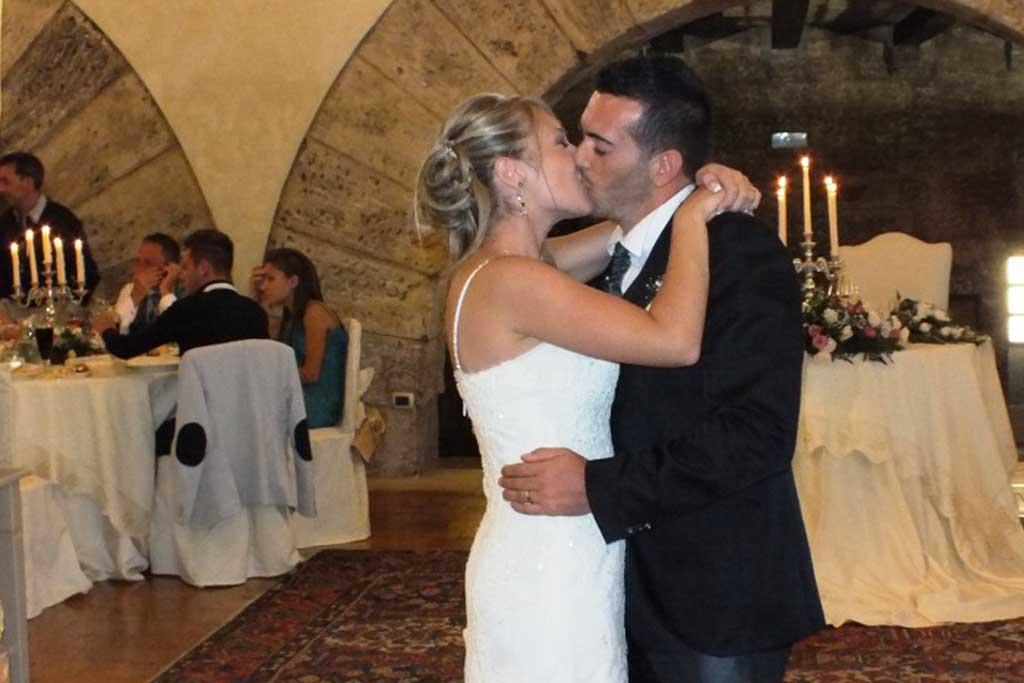 Recensione musica matrimonio Castello Monaci