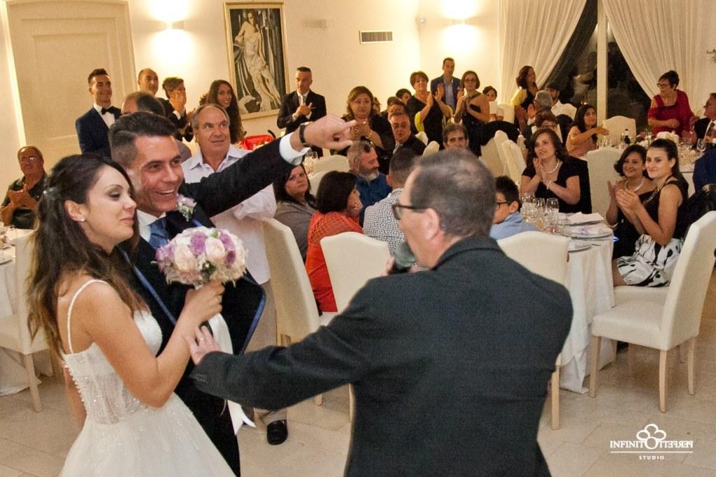 Recensione sposi matrimonio alla Casina Calò a Casarano