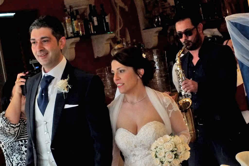 Recensione sposi musica gruppo Paolo e Dalila Live