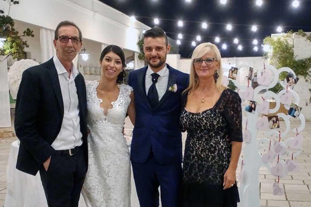 Recensione sposi musica matrimonio Lecce