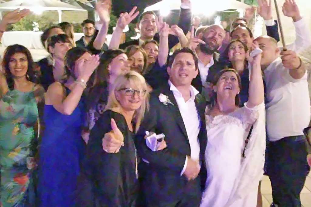 Recensione sposi matrimonio Relais Santa Teresa
