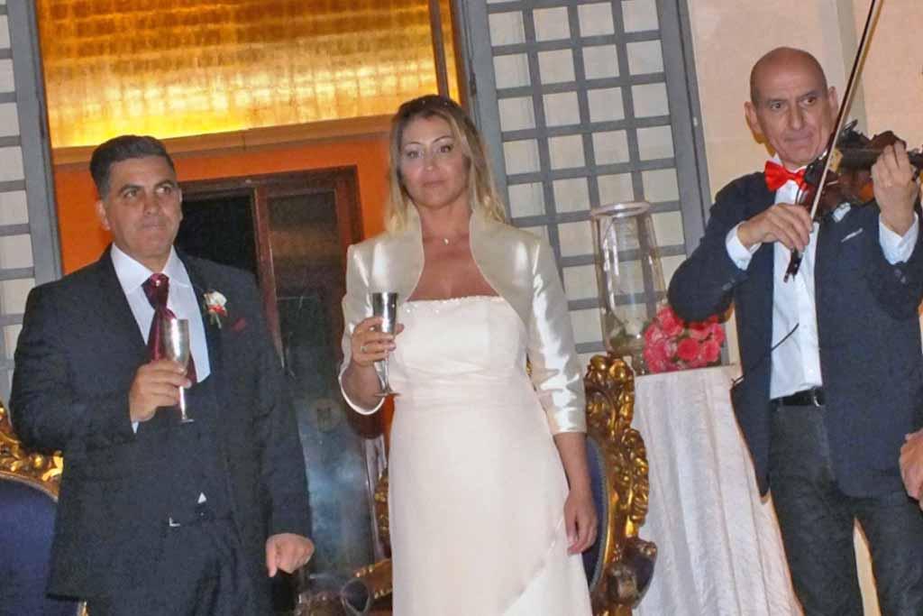 Recensione sposi tenuta Montenari