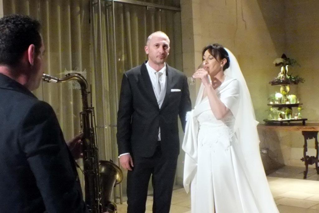 Recensione sposi musica Torre del Parco Lecce