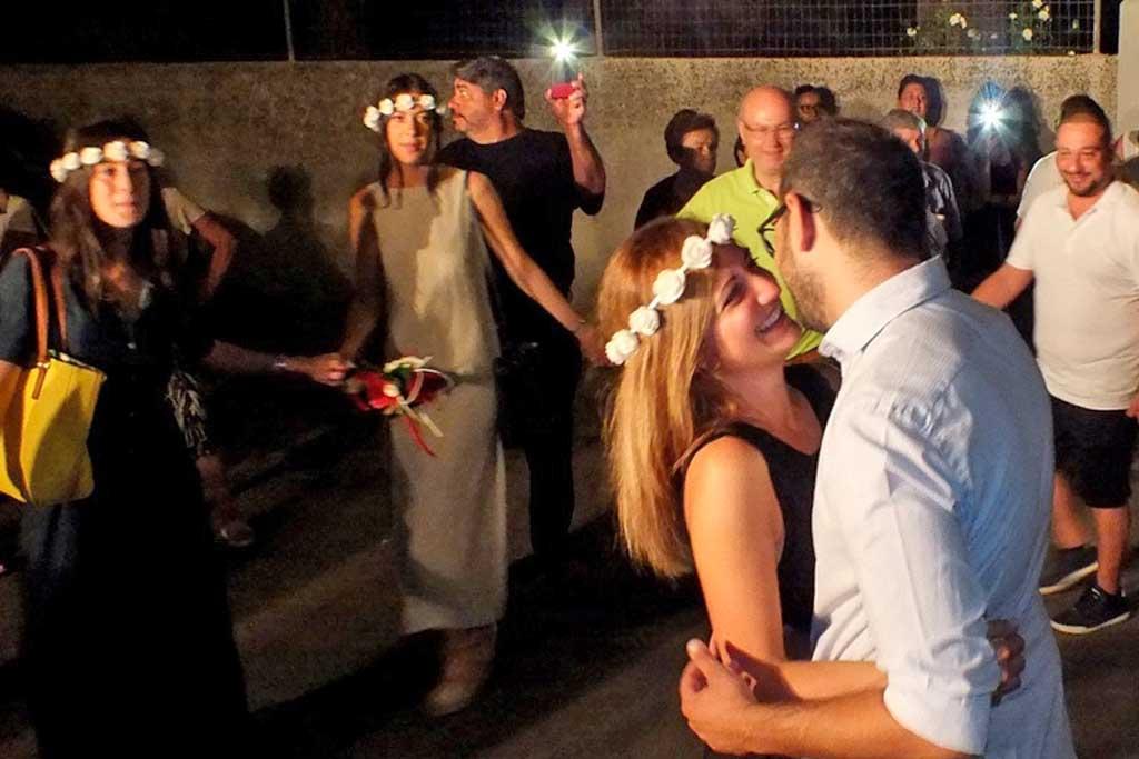 Recensione sposo serenata Lecce