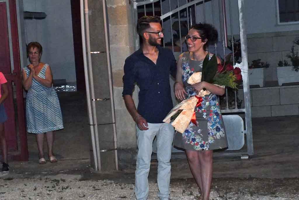Serenata alla sposa a Manduria Taranto