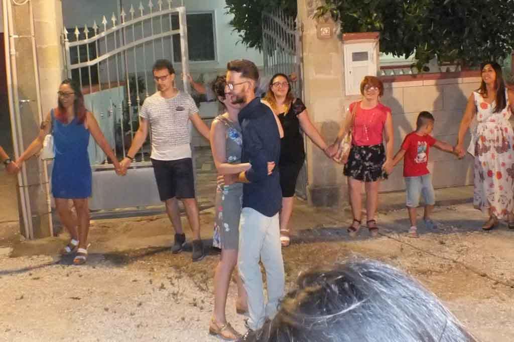 Serenata dello sposo Provincia di Taranto