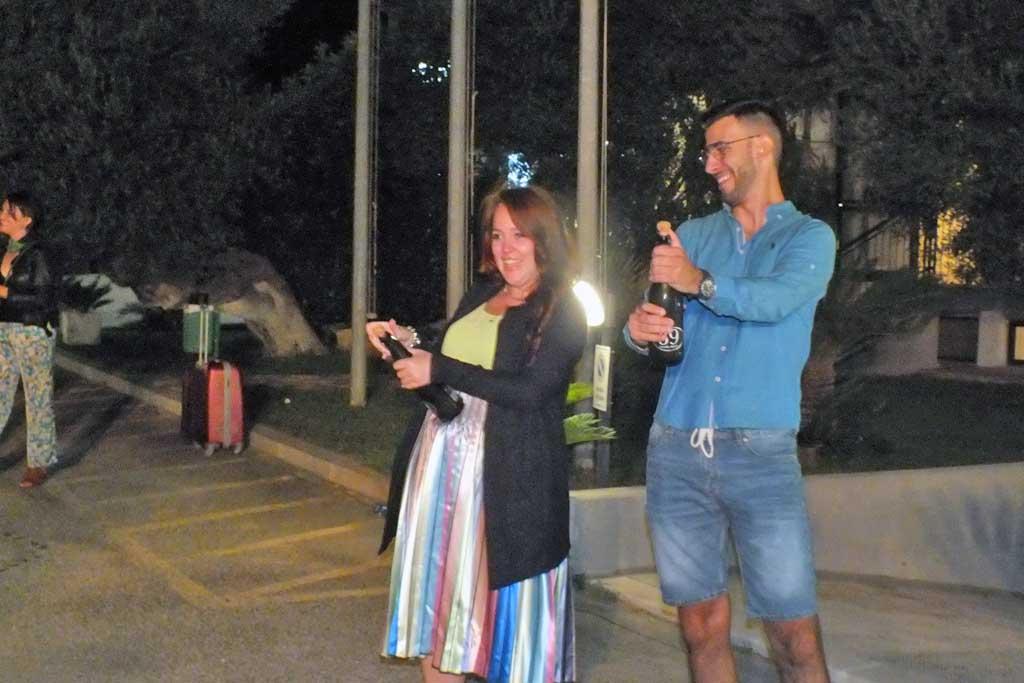Serenata futuri sposi Fasano Brindisi