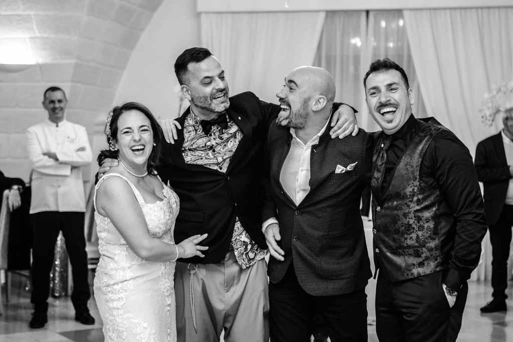 Sposi Masseria Caselli Recensione musica