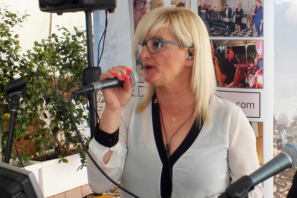 Cantante matrimoni Puglia
