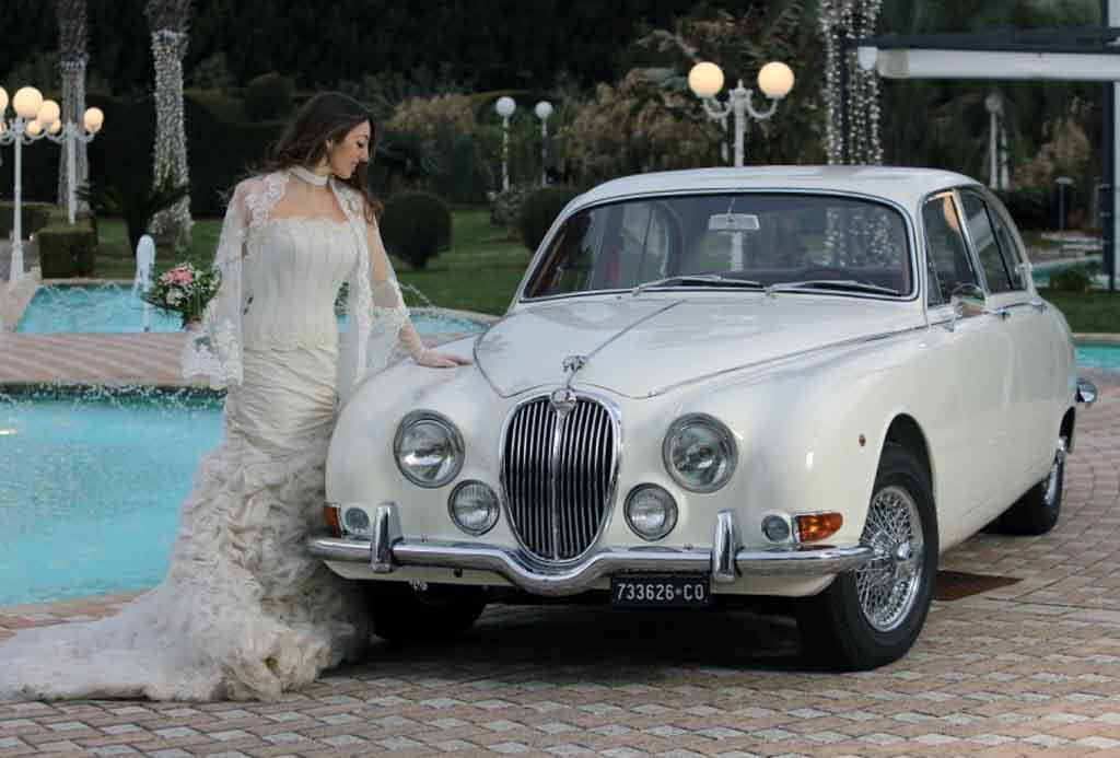 Noleggio auto da matrimonio Lecce Brindisi