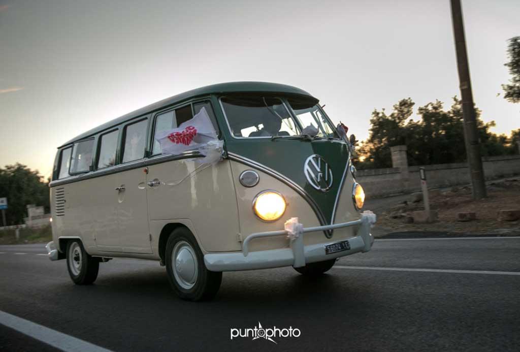 Noleggio pulmino Volkswagen lecce Brindisi