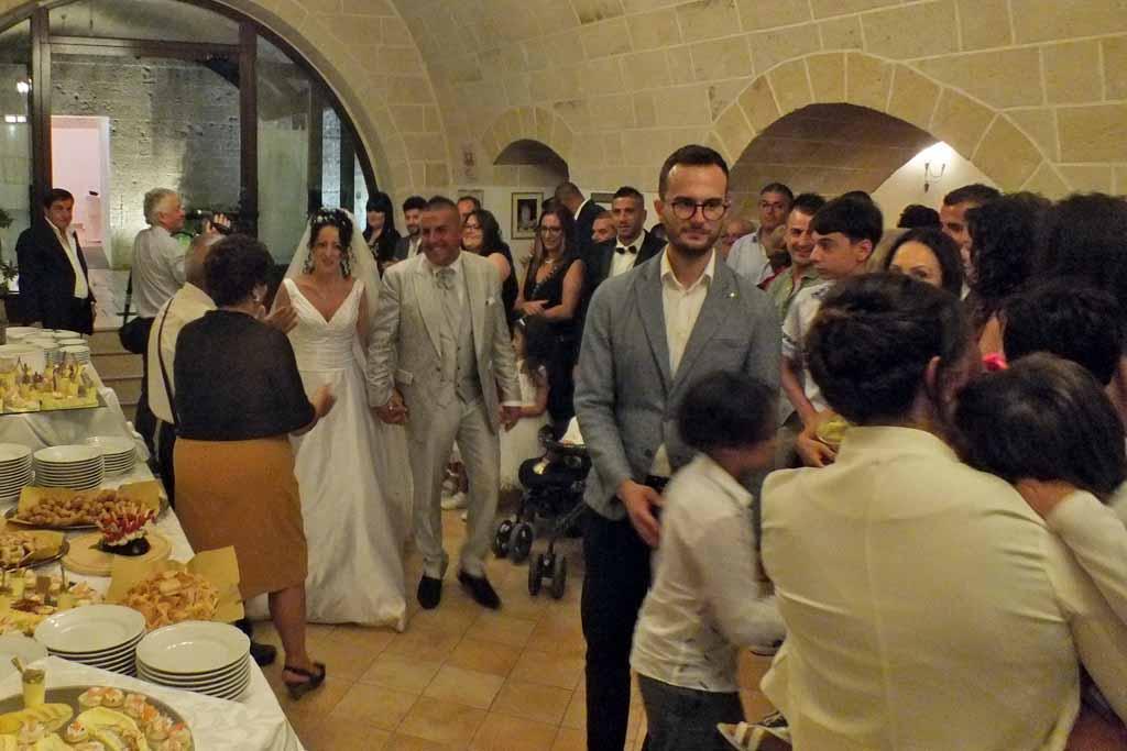 Torre Spagnola Matera matrimonio