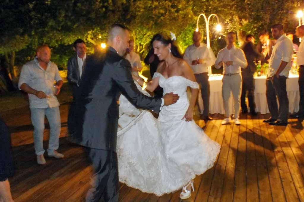 dj set matrimonio Lecce