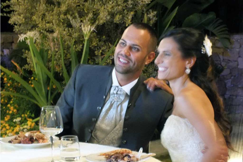 Montiro Leuca sposi