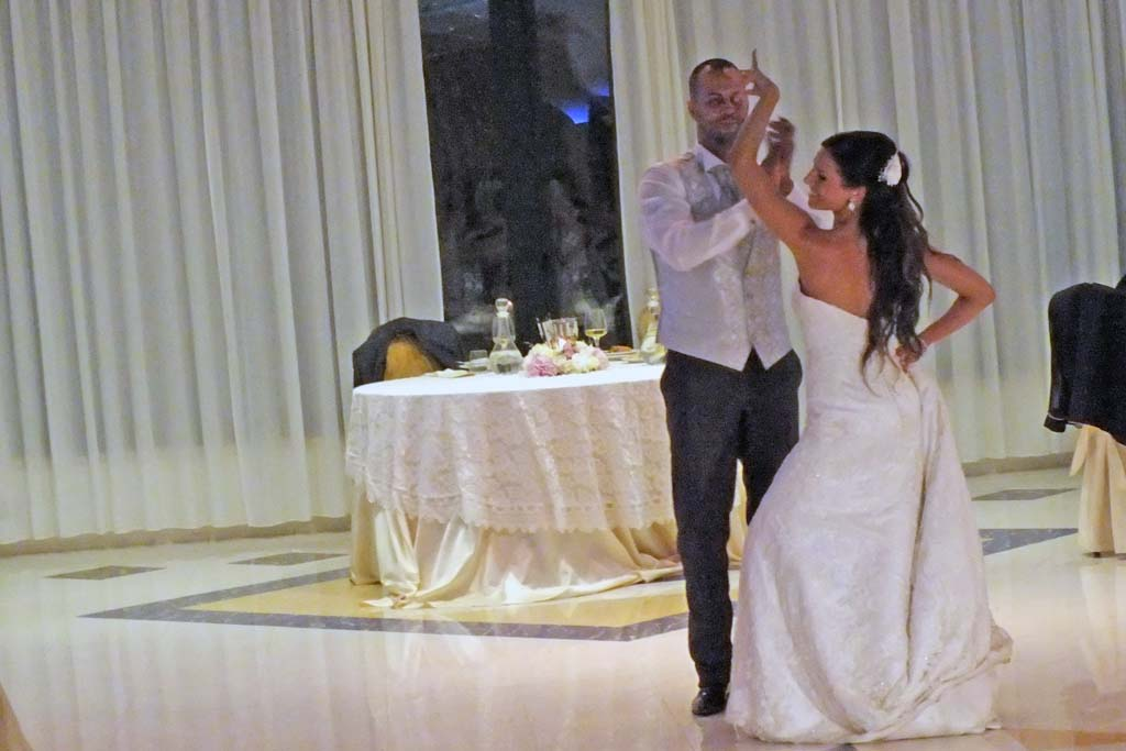 Musica matrimonio Montiro Leuca