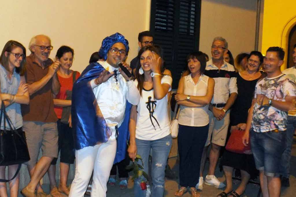 Principe azzurro serenata