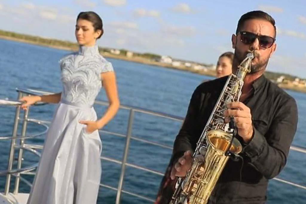 Sassofonista e Dj Puglia