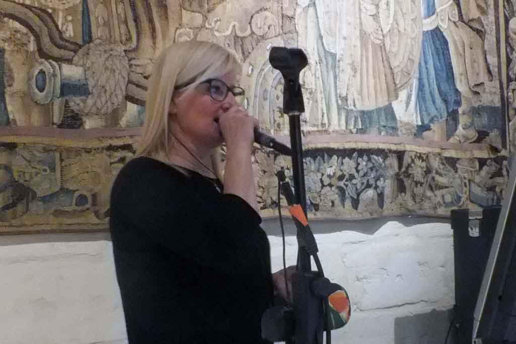 Cantante matrimonio Lecce Dalila Frassanito