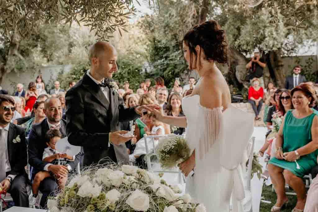 Matrimoni e cerimonia civile Masseria Montalbano