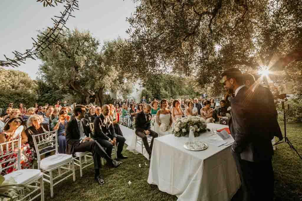 Musica matrimonio Masseria Montalbano a Ostuni