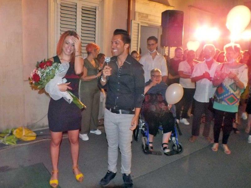Serenata matrimonio in Salento