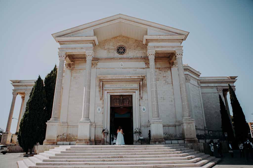Basilica Santa Fara Bari