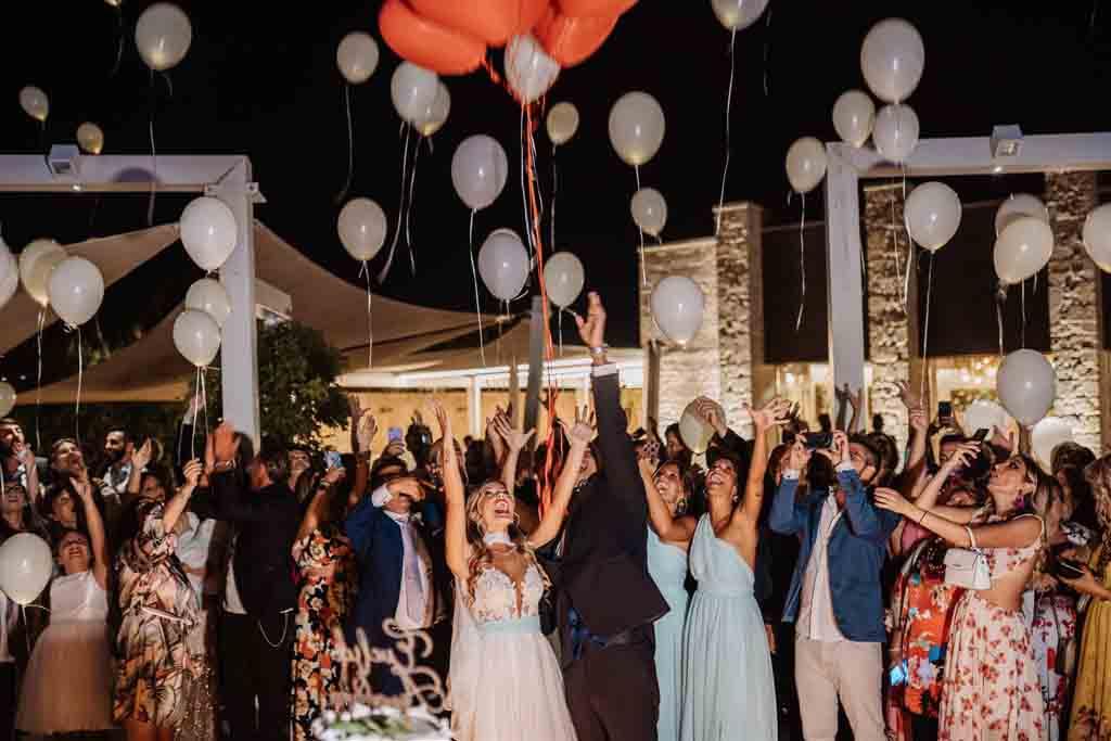 Luxury wedding Bari Il santissimo