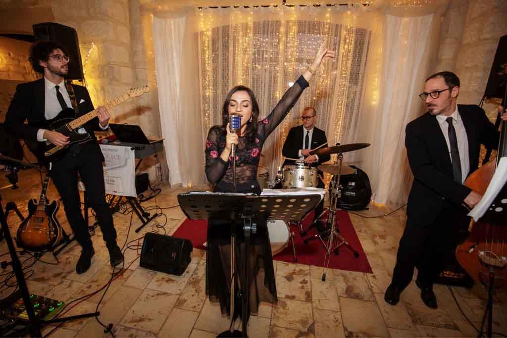 musica dal vivo matrimoni Puglia