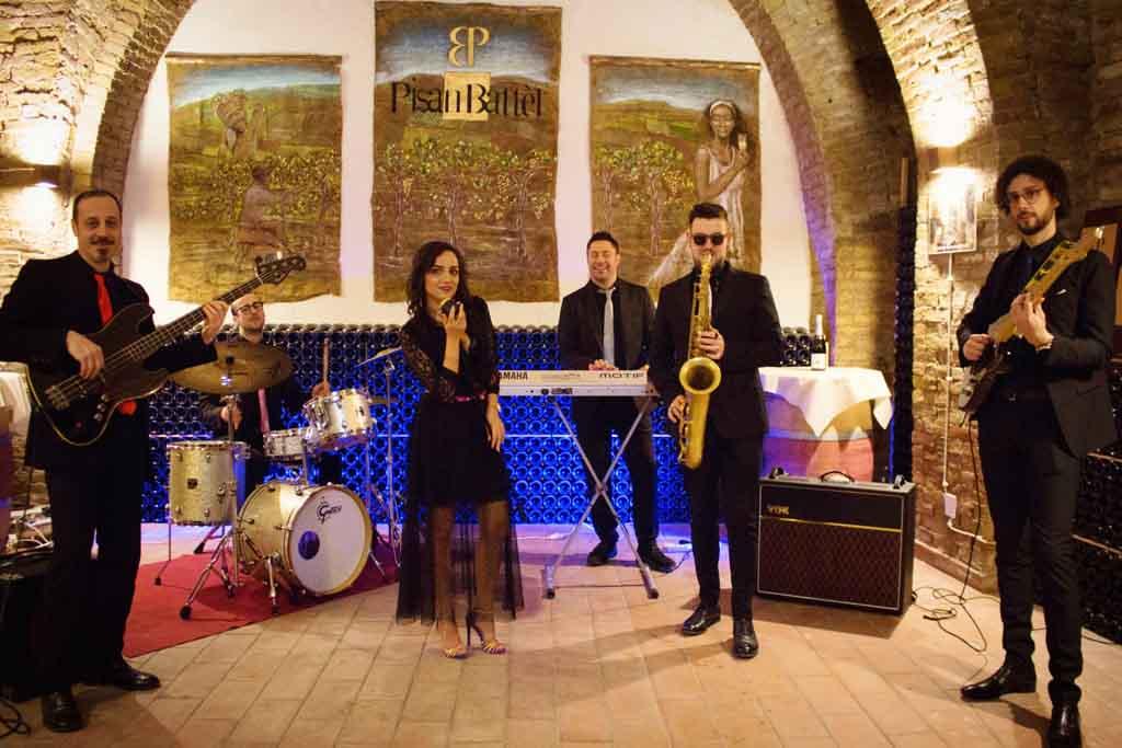 Musica dal vivo matrimonio Puglia