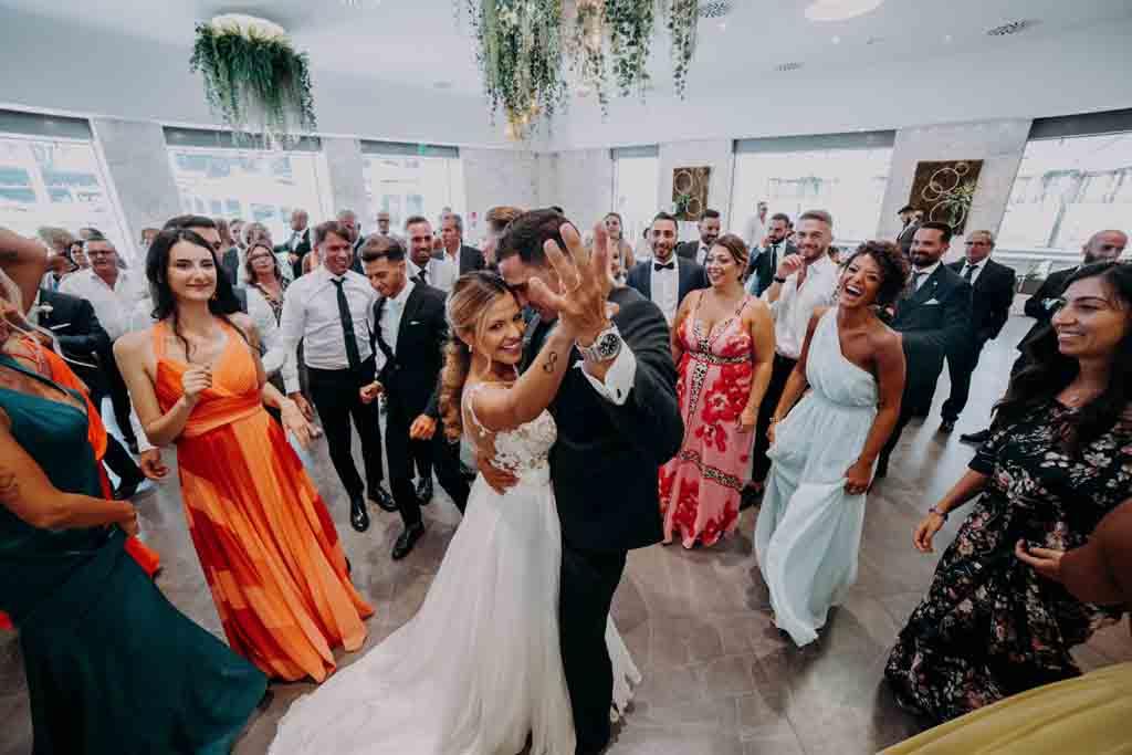 Relais Il Santissimo Ballo sposi