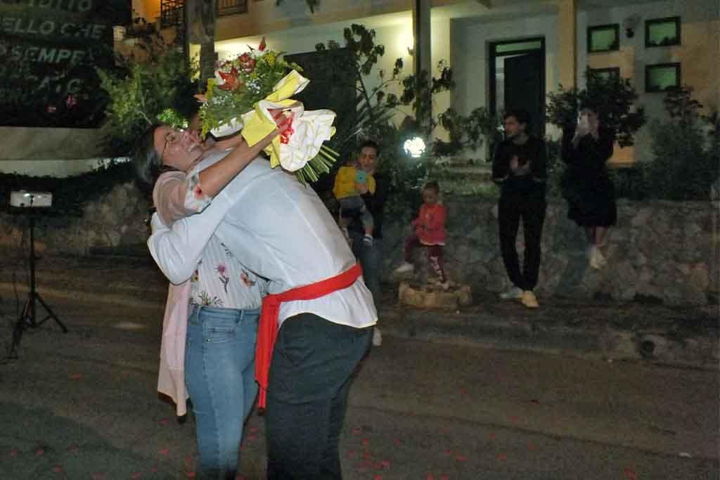 serenata Lecce sera prima delle nozze
