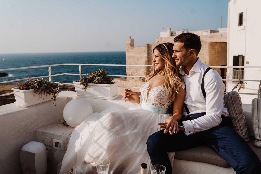 Wedding Polignano a Mare bari